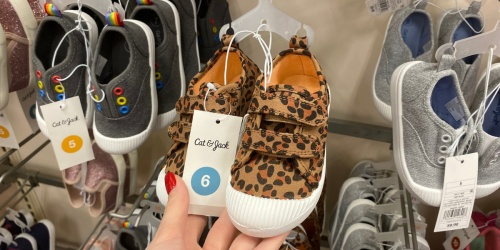 Kids Shoes from $4.99 at Target (Regularly $10) | In-Store & Online