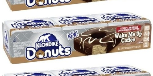 Klondike's Donut-Inspired Ice Cream Bars Now Have a Coffee-Flavored Addition