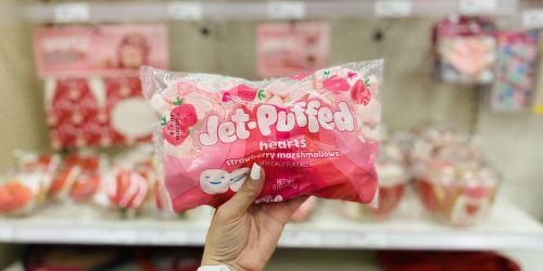 Kraft Jet-Puffed HeartMallows Just $1.99 at Target | Fun Valentine's Treat