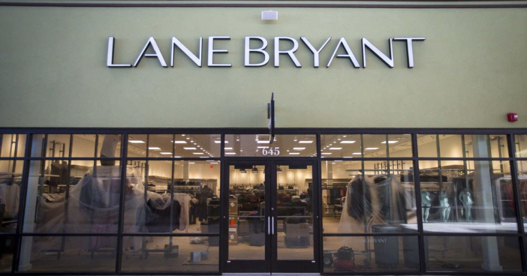 lane bryant store front