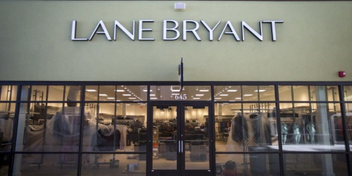 Get a Lane Bryant $10 Off $10 Purchase Coupon | Valid In-Store & Online