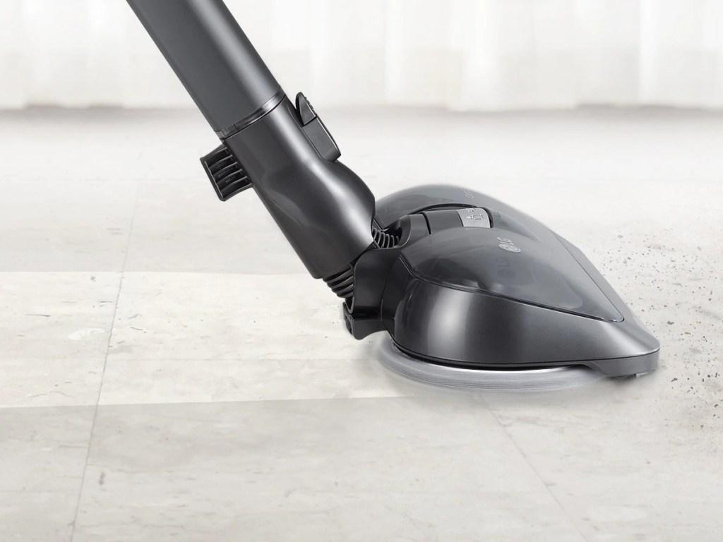 LG CordZero as a power mop