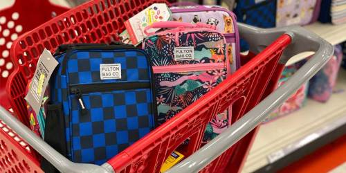 Possibly 50% Off Insulated Lunchboxes at Target