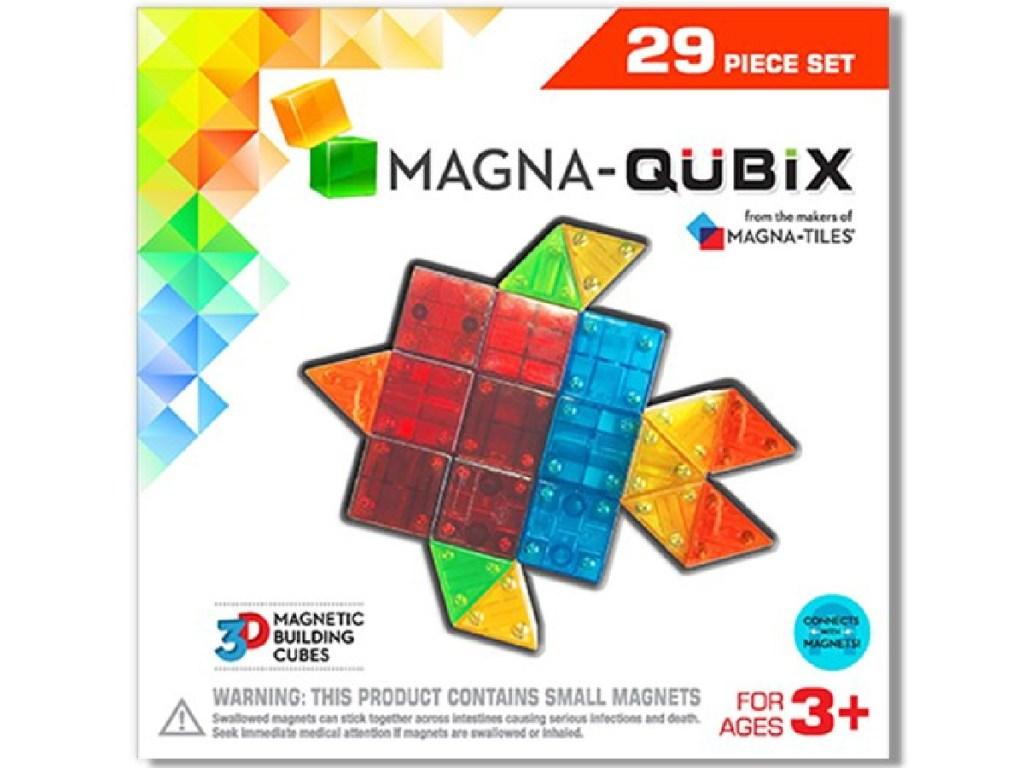 magna-tile magna-qubix building set