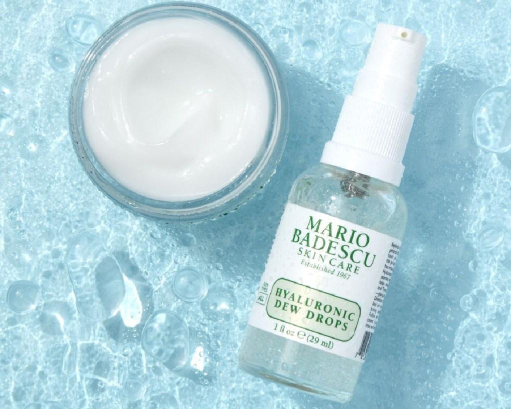 mario badescu hyaluronic cream and drops