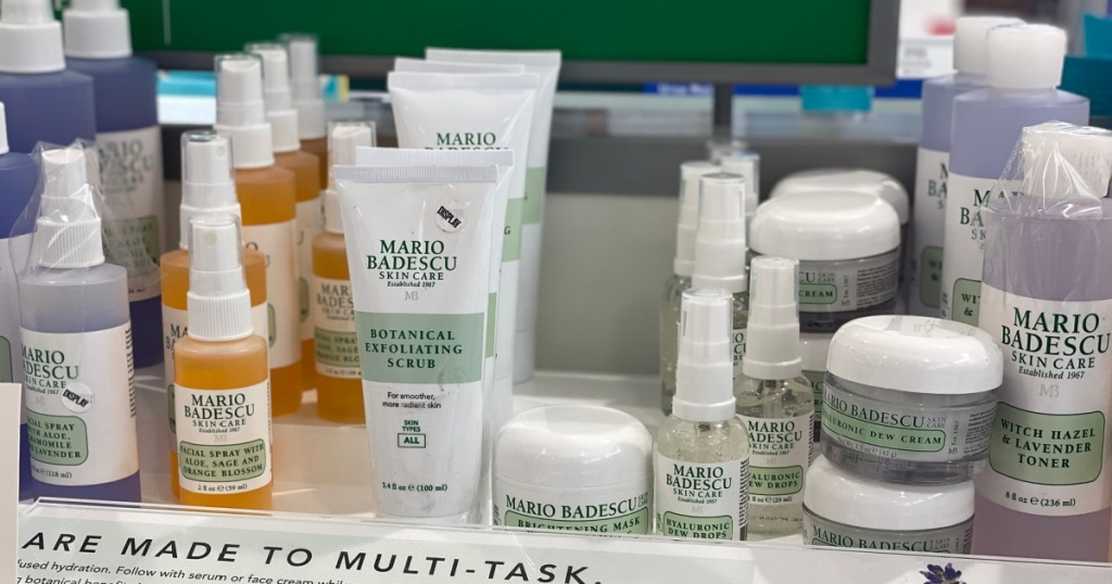 mario badescu products in store at ULTA