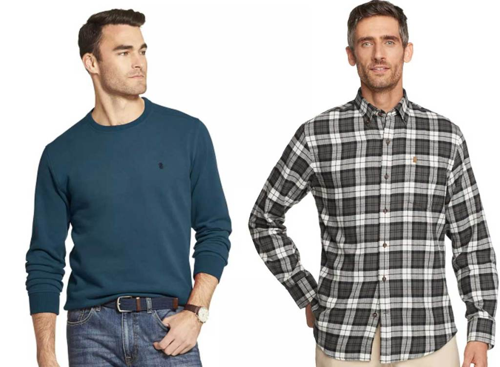 men's shirts and button down stock images