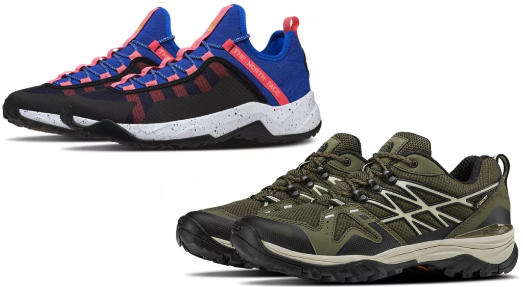 men's the north face hiking shoes