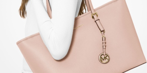 Michael Kors Zip Tote Only $83 Shipped (Regularly $298) | Up to 80% Off Handbags
