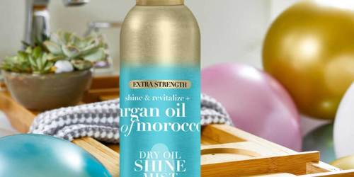 OXG Argan Oil Shine Mist Just $3.60 on Ulta.com
