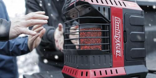 Mr. Heater BuddyFLEX Heater $104.99 Shipped on Academy (Regularly $150)