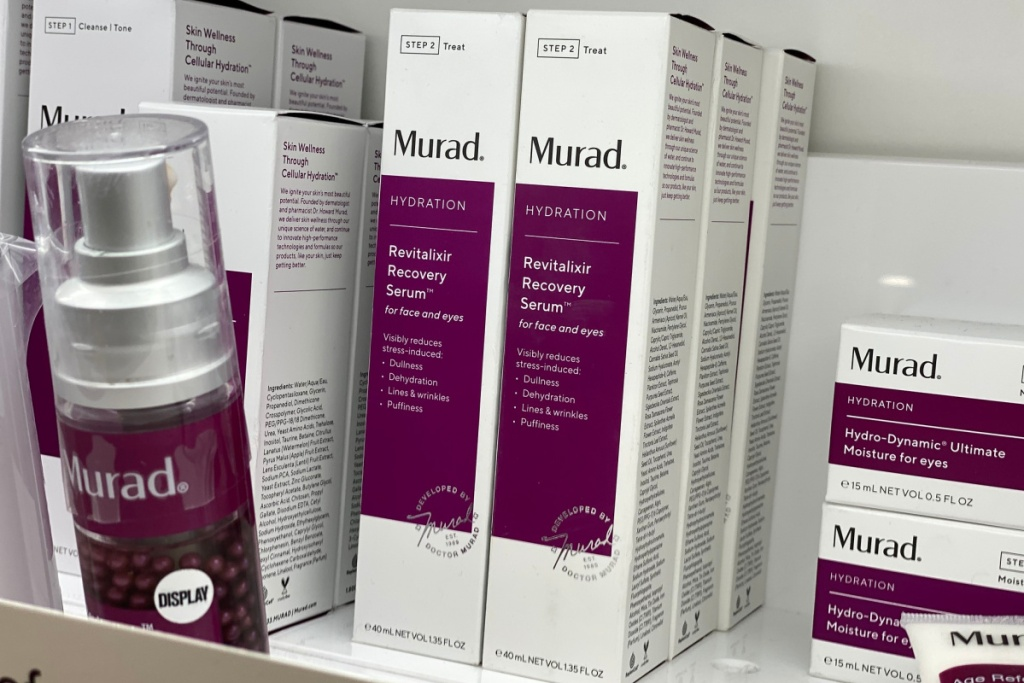 murad serum in box in store at ULTA