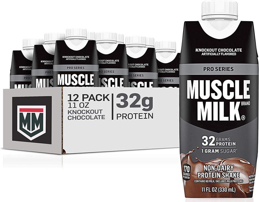 muscle milk 12-pack