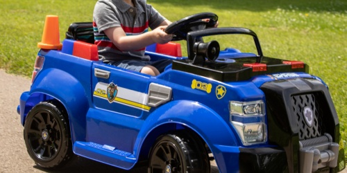 Paw Patrol Ride-On Vehicles Only $78 Shipped on Walmart.com (Regularly $199)