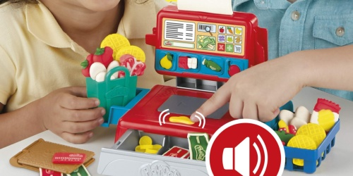 Play Doh Cash Register w/ Real-Working Sounds Only $7.49 on Amazon (Regularly $15)| Awesome Reviews