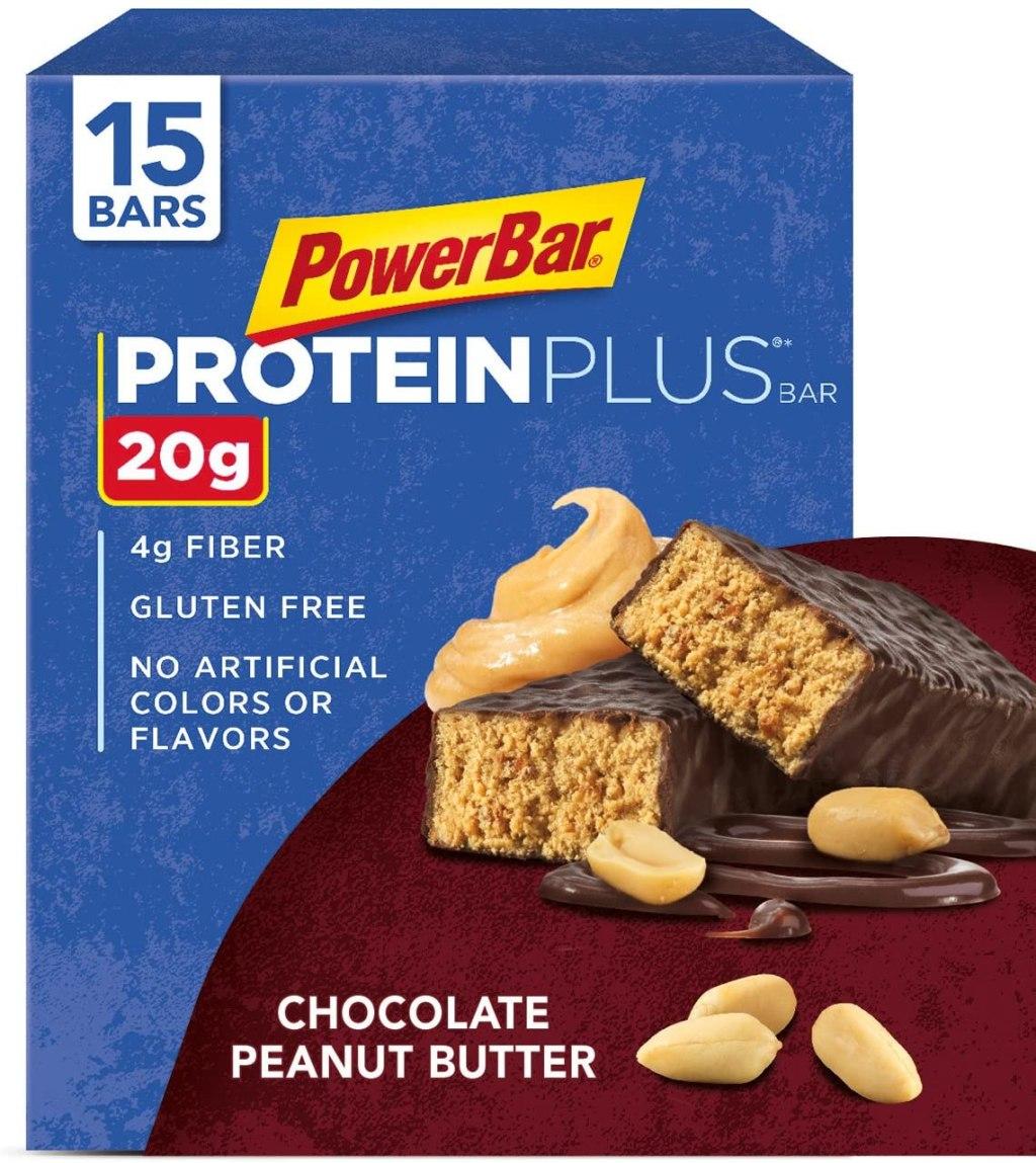 power bar snacks inbox