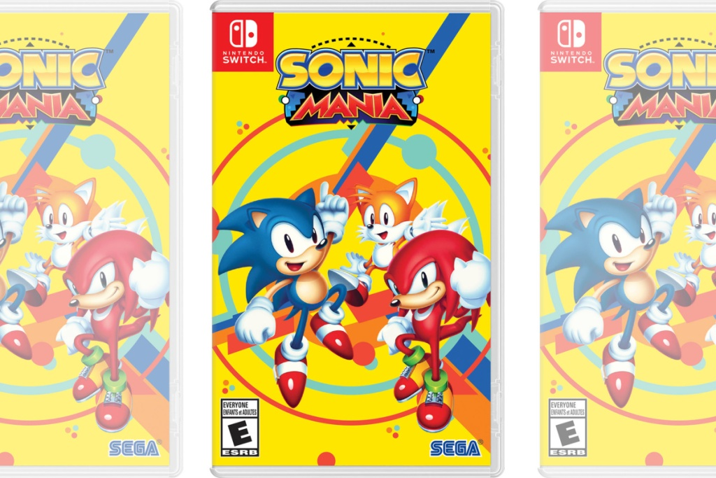 sonic mania game