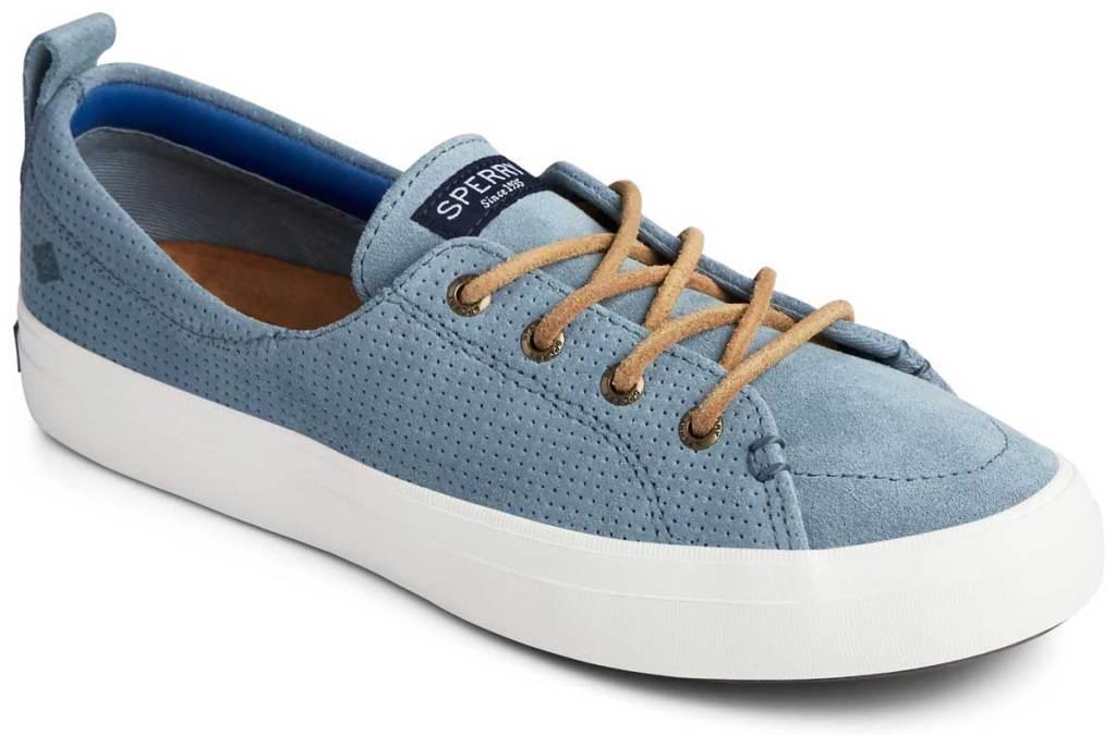 women's blue sneakers