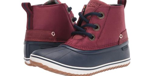 Sperry Women's Duck Boots Just $44.98 Shipped (Regularly $100)