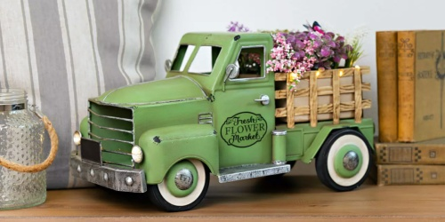 Member's Mark Pre-Lit Vintage Spring Truck Only $34.98 for Sam's Club Members