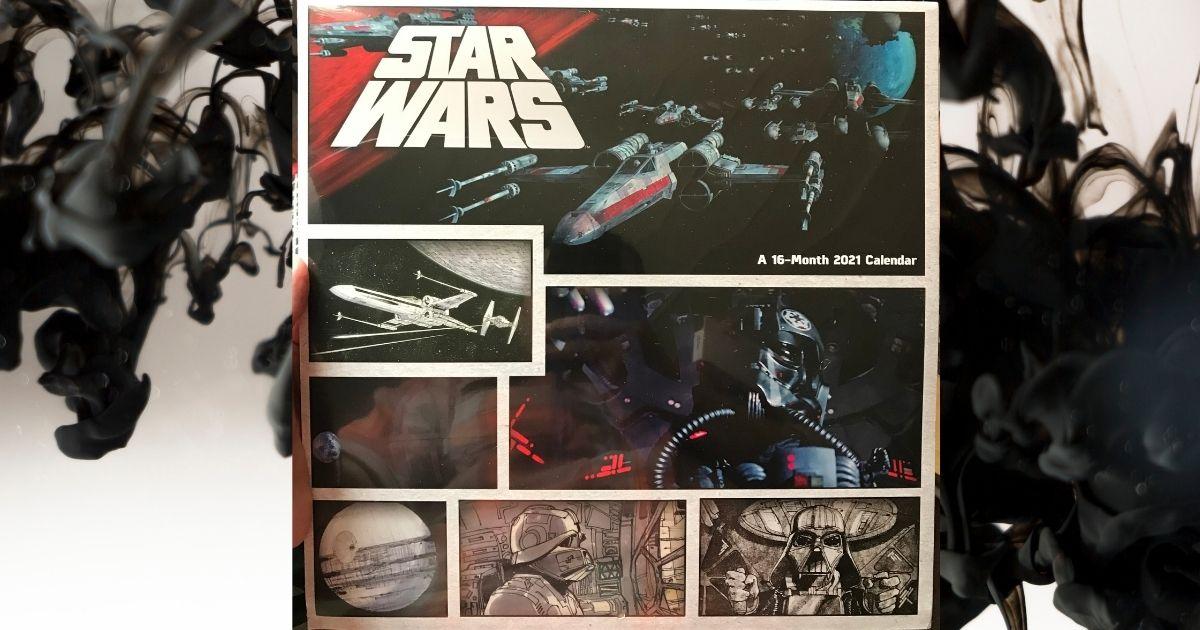 star wars calendar