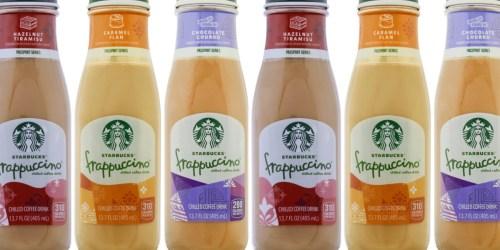 Starbucks Is Launching 3 Bottled Drinks Inspired by International Desserts