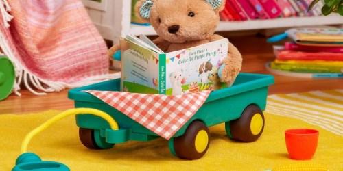 B. toys Teddy Bear Picnic Set Only $12.49 on Target.com (Regularly $25)