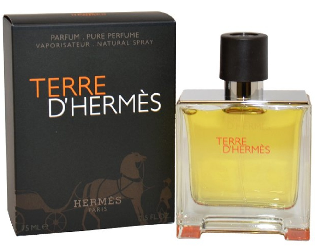 terre d'hermes cologne with box