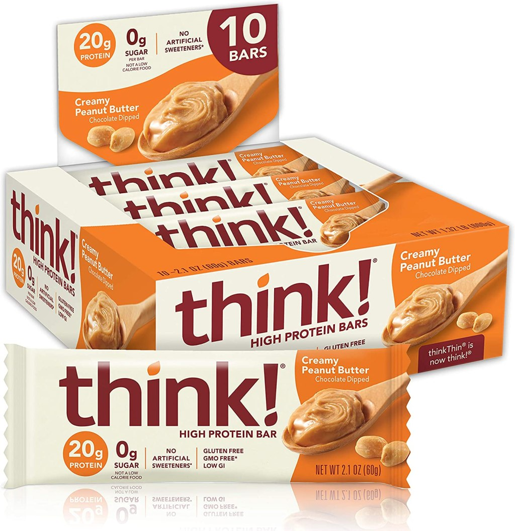 think thin protein bars in box
