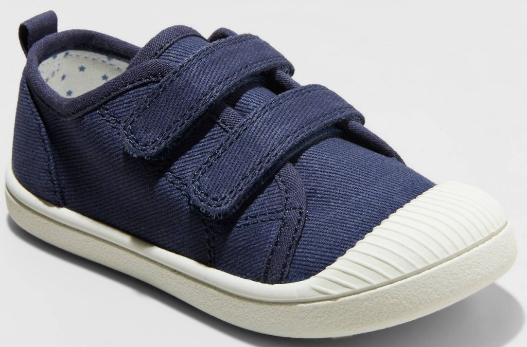 toddler boys navy sneakers from Target