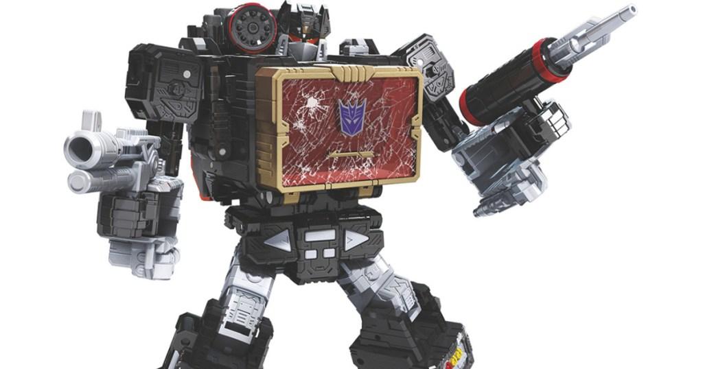 transformer action figure