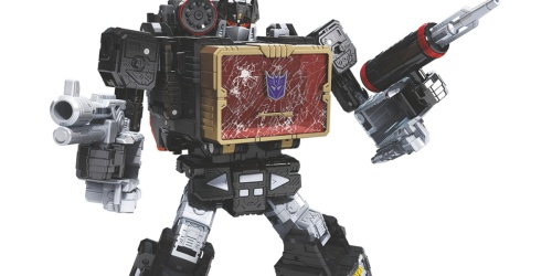 Transformers 35th Anniversary Soundblaster Figure Only $19.99 on Walmart.com (Regularly $40)