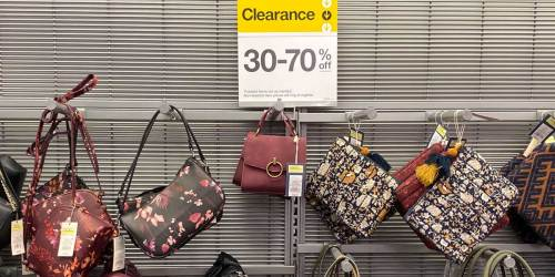Up to 70% Off Handbags & Jewelry at Target