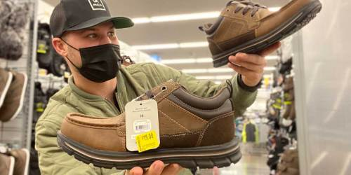George Men's Casual Boots Possibly Only $15 at Walmart (Regularly $27)