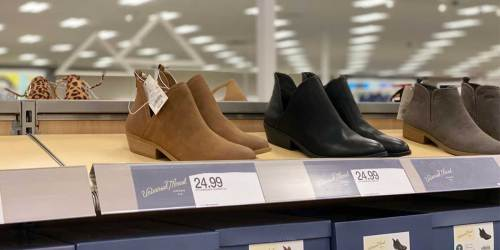 50% Off Women's Shoes & Boots on Target.com