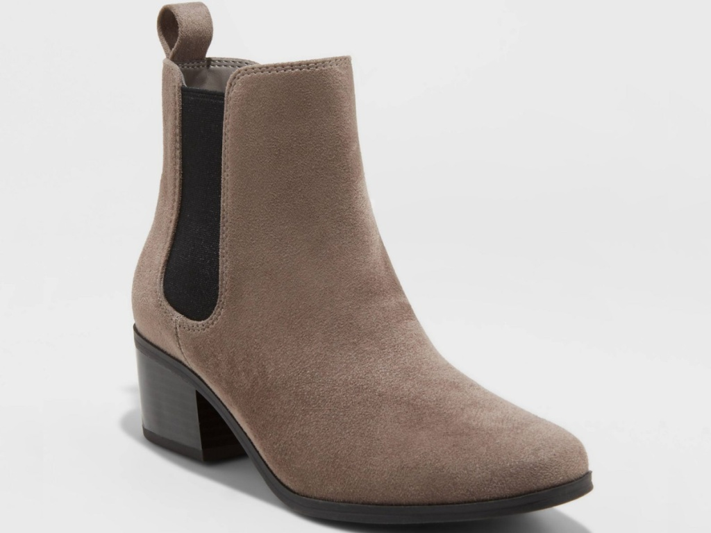 women's tan boots from Target