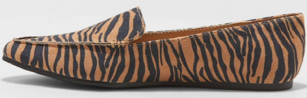 women's tiger loafers from Target
