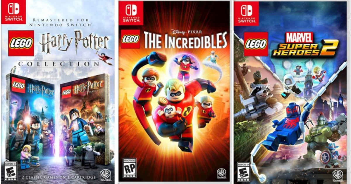 3 lego switch video games
