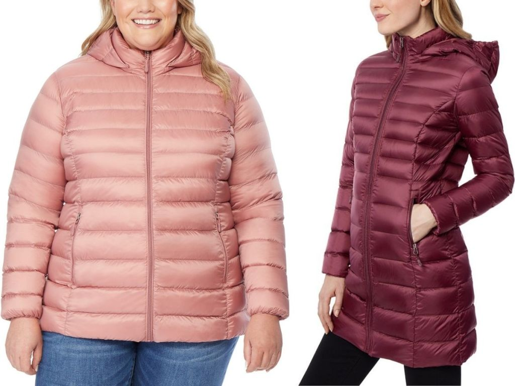 32 Degrees Packable Jackets for Women