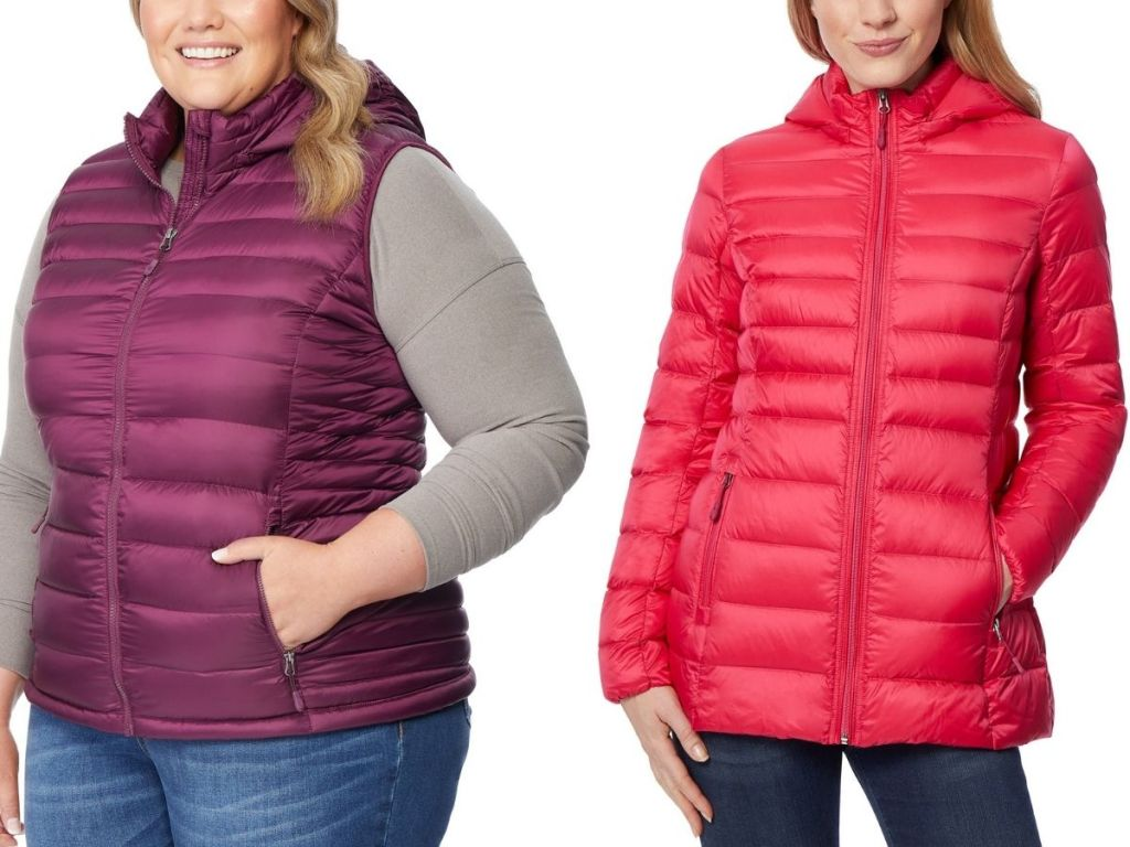 32 Degrees Packable Jackets