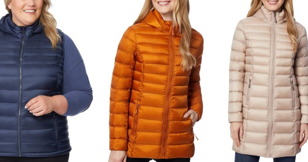 32 Degrees Packable Jacket