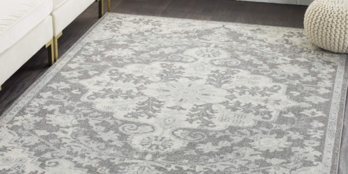 5×7 Area Rug Only $67.98 Shipped on Amazon (Regularly $180)