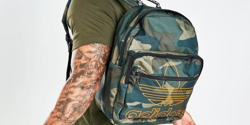 Adidas Backpack Only $15 Shipped (Regularly $45) + Hot Deals on Nike, Puma & More