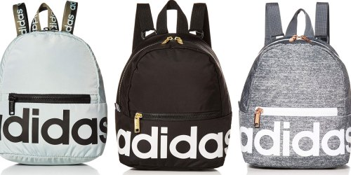 Adidas Mini Backpack Only $15 on Amazon (Regularly $30)