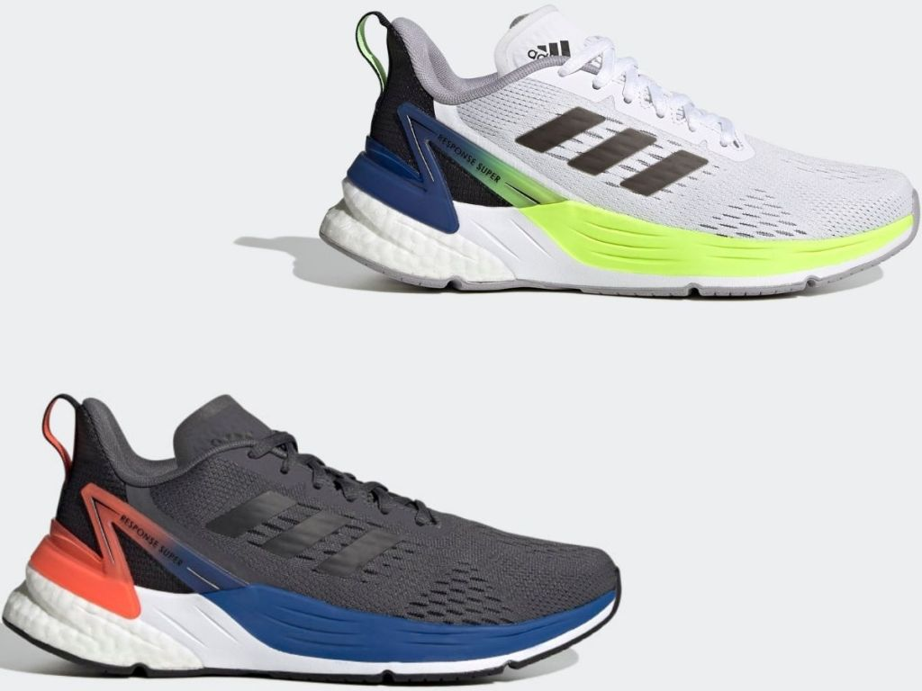 Two Adidas Kids Shoes