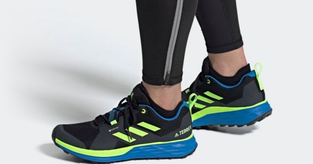 Adidas Mens Terrex Two Gore Tex Trail Shoes