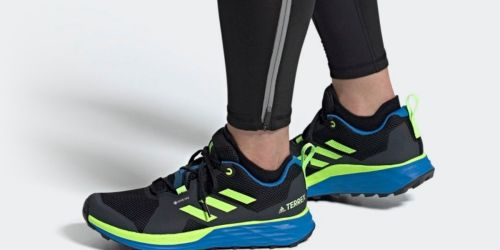 Adidas Men's Gore-Tex Running Shoes Only $50 Shipped (Regularly $120)