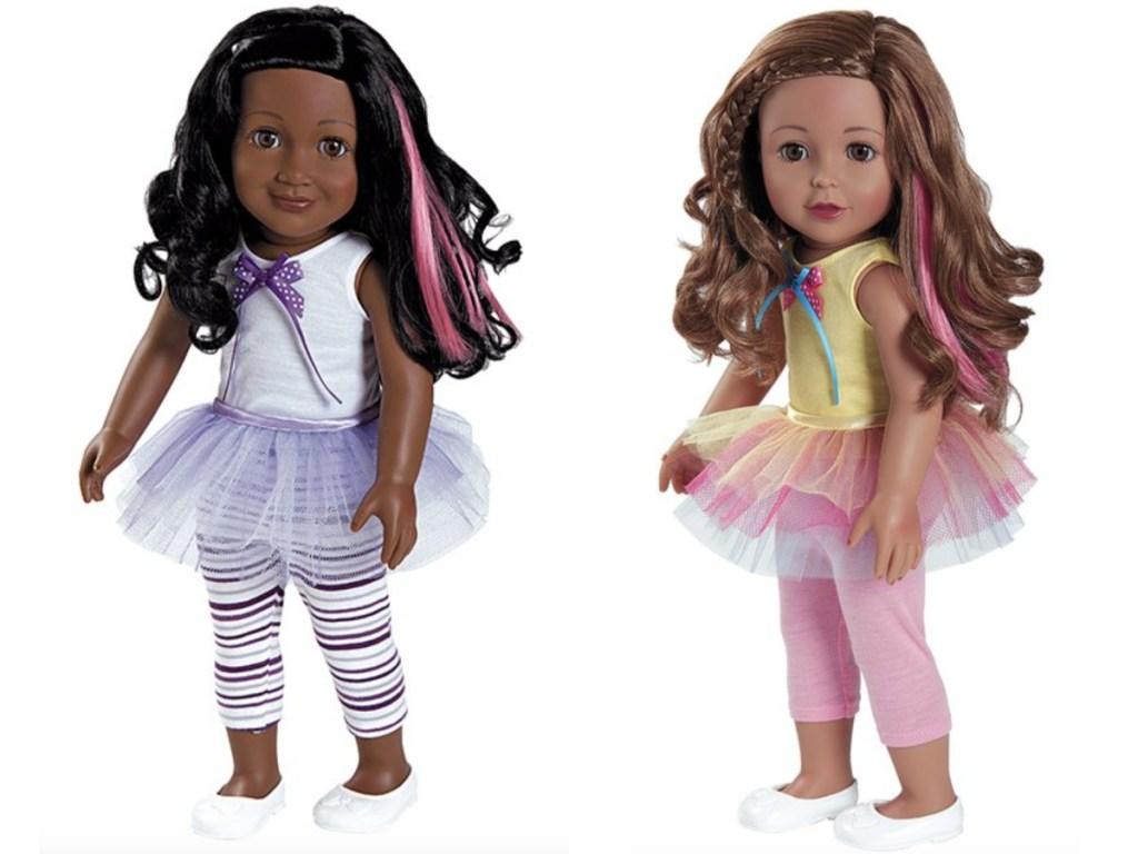 "2 adora 18"" girl dolls"