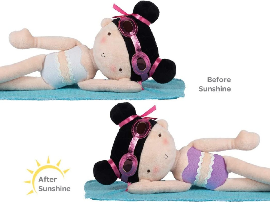 Adora Plush Doll with Color Changing Bathing Suit
