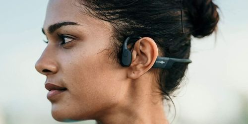 AfterShokz Bone Conduction Wireless Headphones from $115 Shipped (Regularly $160)